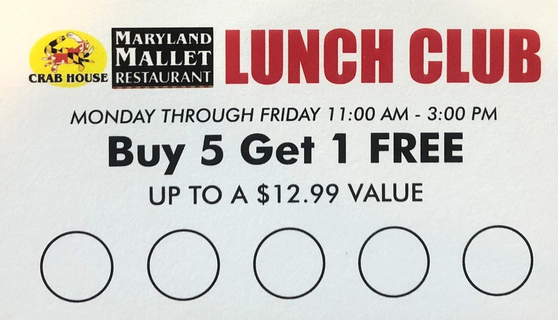 Maryland Mallet Lunch Club